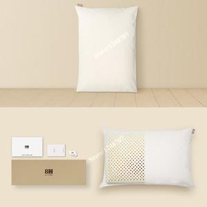 Image 4 - 100% Youpin oreiller 8H Z1 Latex naturel avec taie doreiller meilleur matériau sans danger pour lenvironnement oreiller Z1 santé bon sommeil