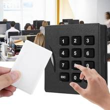 Waterproof WG26 Password Keypad Card Reader for Home Access Control System ID/IC(China)