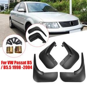 Image 1 - 4 adet araba ön arka çamur flep çamurluklar Splash muhafızları VW Passat B5/B5.5 1998 2004