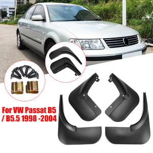 Image 1 - 4 sztuk samochodów przednia tylna klapa błotna błotniki błotniki dla VW Passat B5/B5.5 1998 2004