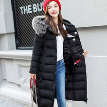 Women Jacket Winter 2019 Both Side Wear Long Parka Thick Double Warm Fur Hooded Coats Plus Size 3XL Manteau Femme Hiver