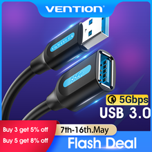 Tions USB 3,0 Verlängerung Kabel USB 3,0 2,0 Kabel Extender Daten Kabel für PC Smart TV Xbox Eine SSD Schnelle geschwindigkeit USB Kabel Verlängerung