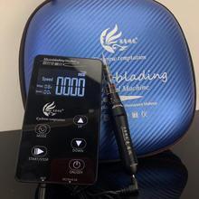 Micorblading татуировки сенсорный экран цифровой и роторный Перманентный макияж машина Профессиональный МТС пму микроблейдинг 3d бровей