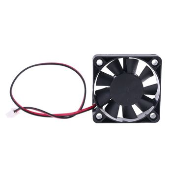 2021 New DC 12V 0.12A 2-Pin 50x50x10mm PC Computer CPU System Brushless Cooling Fan 5010 image