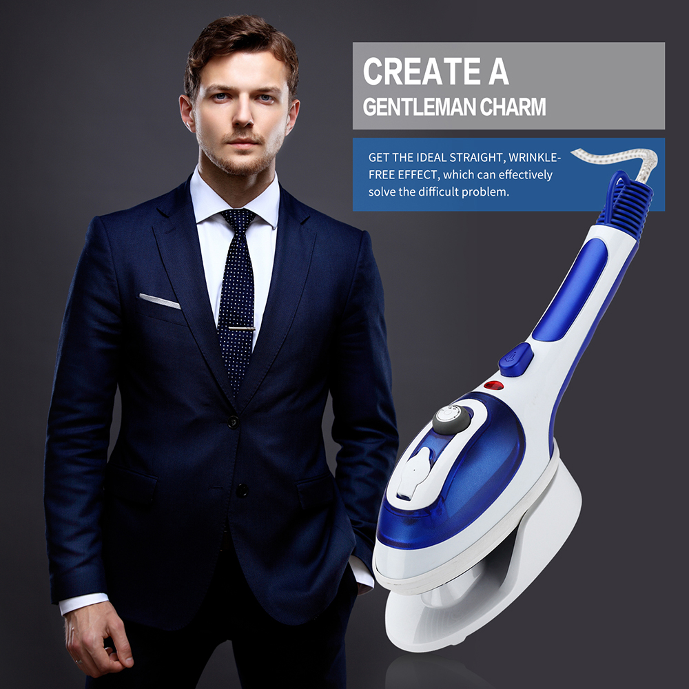 Portable Handheld Steam Iron Engine Home Clothes Steamer Machine Flat Hot Multi-function Streaming Steamer For Clothes Garment