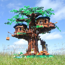 Lepinblocks legoinglys 21318 New Tree House The Biggest Ideas Model Building Blocks Bricks Kids Educational Toys Gifts