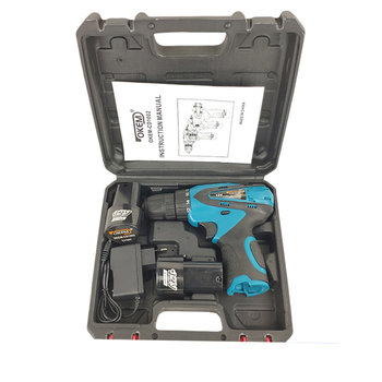 Electric Drill Rechargeable Lithium Battery 12V Single Speed/double Speed Cordless Drill Electric Screwdriver недорого