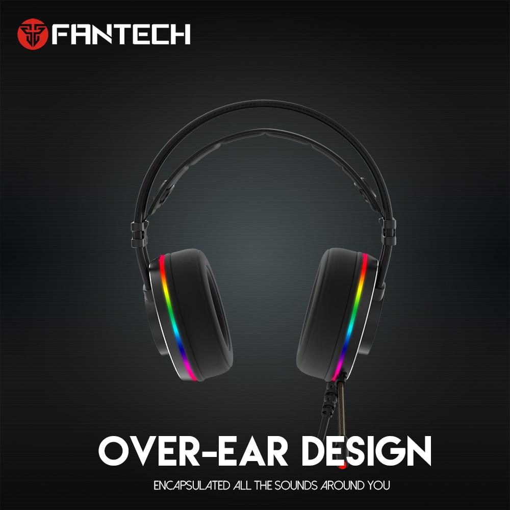 Fantech HG23 OCTANE 7.1 Gaming Headset 8