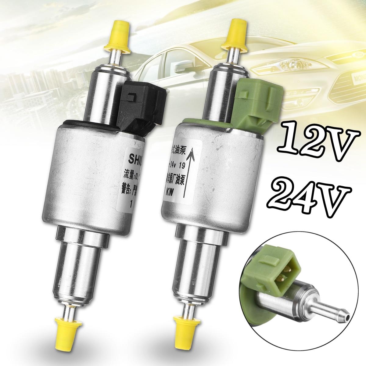 12V/24V 1000W- 5000W Universal Car  Heater Oil Fuel Diesel Pump Air Parking Heater Car Styling Accessories