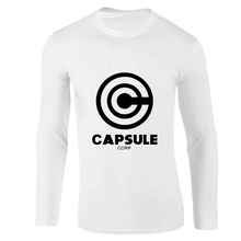 Capsule Naruto Long Sleeve Mans T Shirt Autumn New Cotton Japan Anime Man Tshirts O-Neck Casual Loose Men T-shirt Streetwear