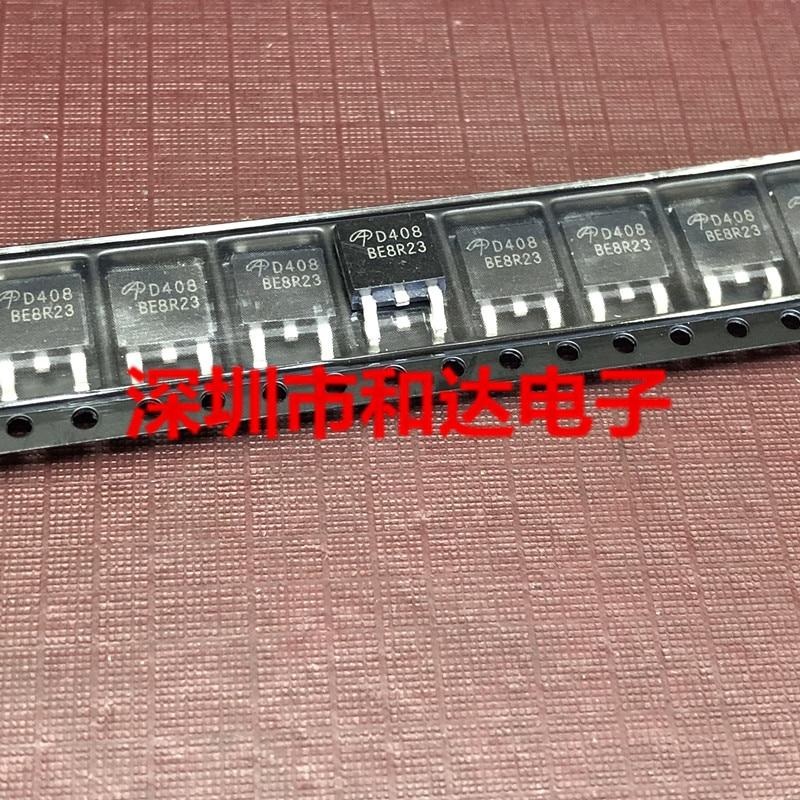 5 шт. AOD408 D408 TO-252 30V 18A