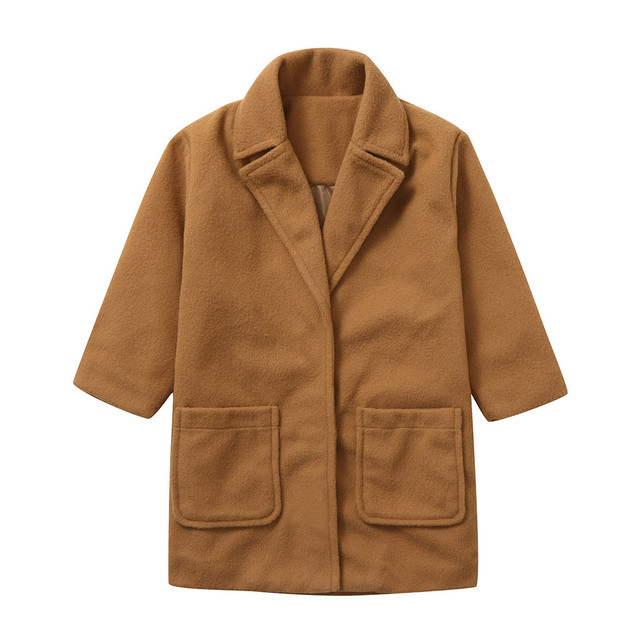 Coats Kids Winter Long...