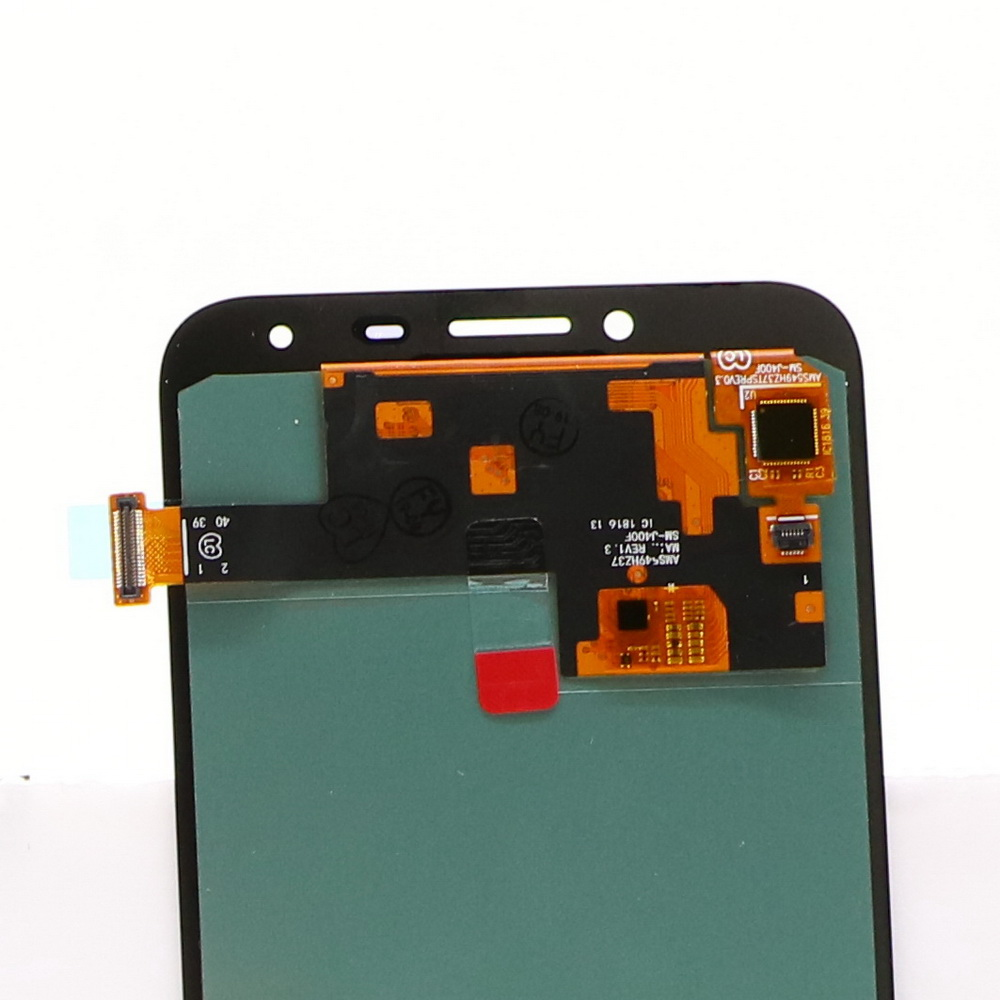 Super AMOLED LCD Module for Samsung Galaxy J4 J400 J400F J400G DS SM J400F LCD Display Touch Screen Digitizer in Mobile Phone LCD Screens from Cellphones Telecommunications
