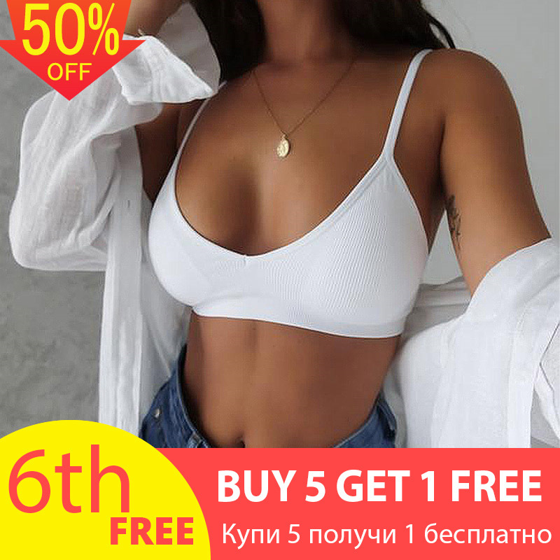 Solid Color Sexy Tank Crop Tops Women Summer Basic Crop Top Streetwear Sleeveless Camis Cool Girls Cropped Tee Camisole Femme