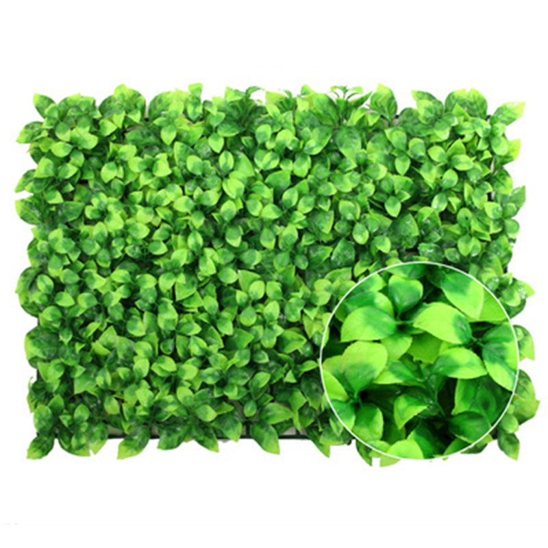 40x60cm Artificial Green Plant Lawns Carpet for Home Garden Wall Landscaping Green Plastic Lawn Door Shop Backdrop Image Grass-3
