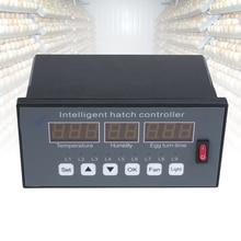 Портативный интеллектуальный долговечный вентилятор, светодиодный, цифровой, полностью автоматический, температурный инструмент, инкубатор для яиц, контроллер
