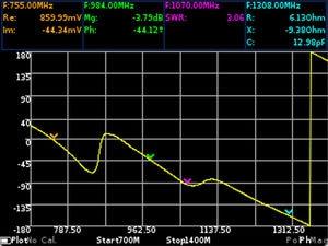 Image 5 - Nuovo portatile VNA SWR di vettore analizzatore di rete reflectometer Arinst VR 1 6200 MHz