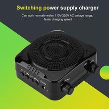 Мини megafono policia мегафон портативный усилитель аудио беспроводной радио FM USB плеер громкоговоритель с микрофоном для обучения