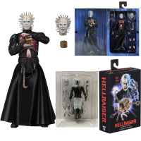 NECA Action Figures Hellraiser He'll Tear Your Soul Apart Ultimate Pinhead PVC Action figure collection gift