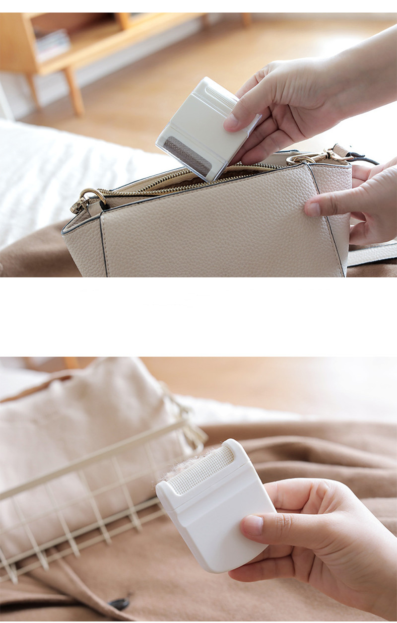 PORTABLE Lint Remover.