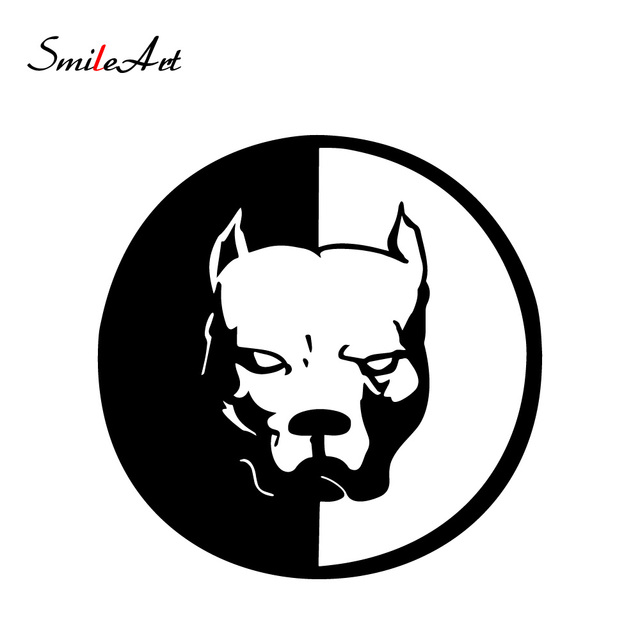 $ 0.99 Art Design Dog Stickers On The Car Offroad Suv Waterproof Accessories