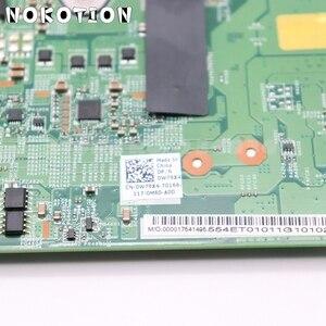 NOKOTION CN-0W79X4 0W79X4 W79X4 основная плата для Dell Vostro V3500 3500 Материнская плата ноутбука HM57 DDR3 GT310M видеокарта Бесплатный процессор