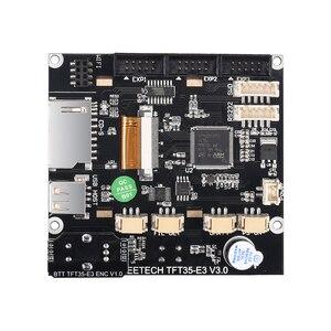 Image 5 - BIGTREETECH TFT35 E3 V3.0 Touch Screen 12864 Display LCD Wifi TFT35 parti della stampante 3D per Ender3 aggiornamento CR10 SKR MINI E3 Board