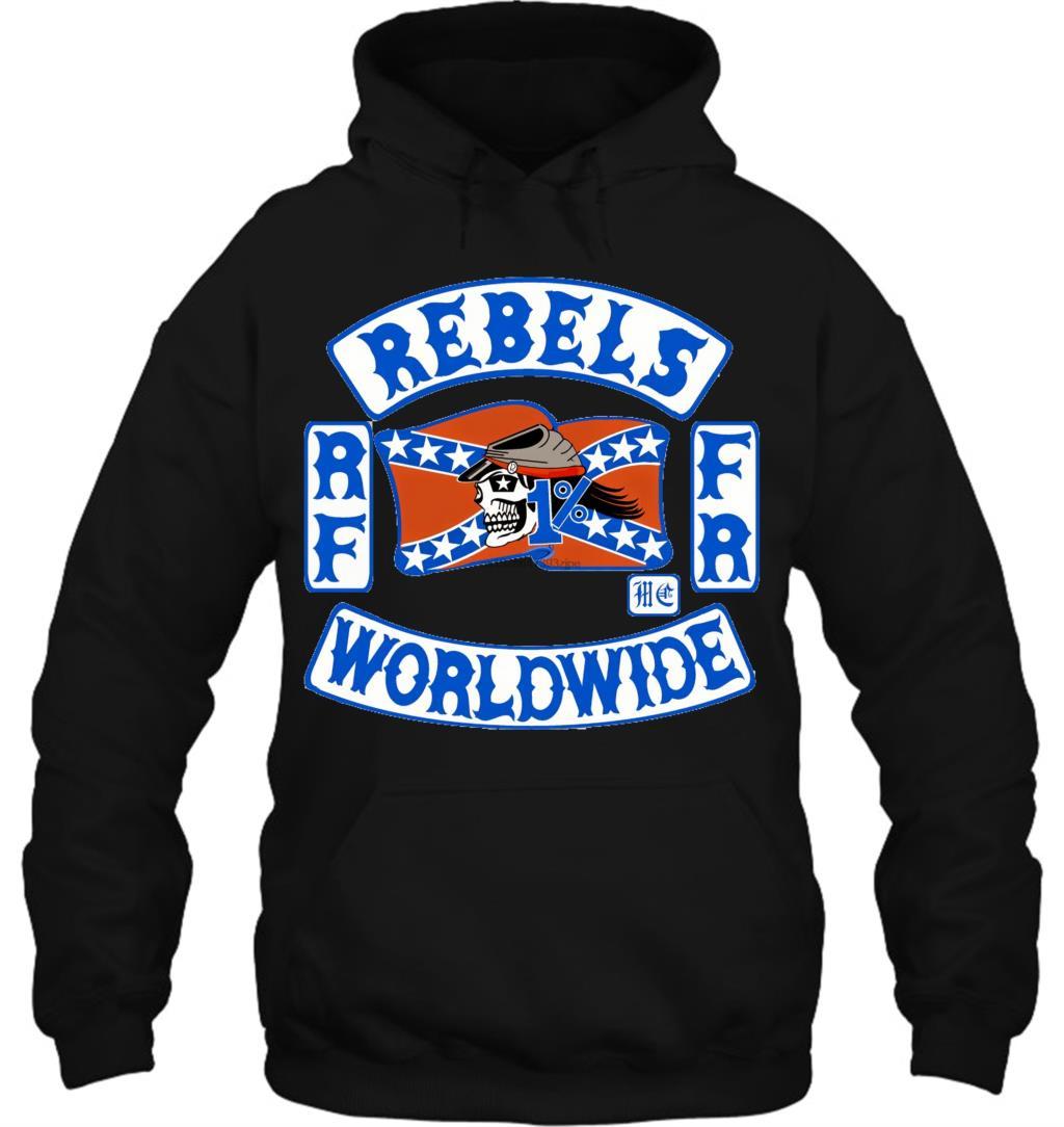 Rebel Worldwide MC Tee Custom Streetwear Men Women Hoodies Sweatshirts