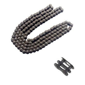 Cadena de eslabones con conexión maestra de repuesto para bicicleta de bolsillo