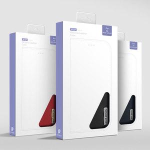 Image 5 - Funda de lujo con tapa magnética para Samsung Galaxy Note 10 Plus, Funda de cuero genuino para Samsung Note 10 Plus 5G