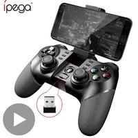 Joystick móvel da almofada do jogo do gamepad de bluetooth para o pc ps3 ps 3 no telefone celular
