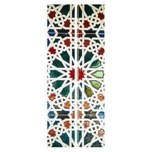 3D Наклейка на стену художественный Декор ПВХ Съемная Фреска плакат сцена окна двери(калейдоскоп