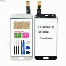 G925 Touch Screen Digitizer For Samsung Galaxy S6 Edge G9250 G925F Touch Sensor Glass Panel Replacement Part