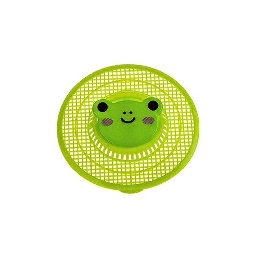 Hot 1PC Round Floor Drain Cover Water Filter Hair Catcher Strainer For Kitchen Silicone Sink Bathroom Anti-blocking Drain