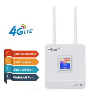 YIZLOAO CPE 4G Wifi Router 4G