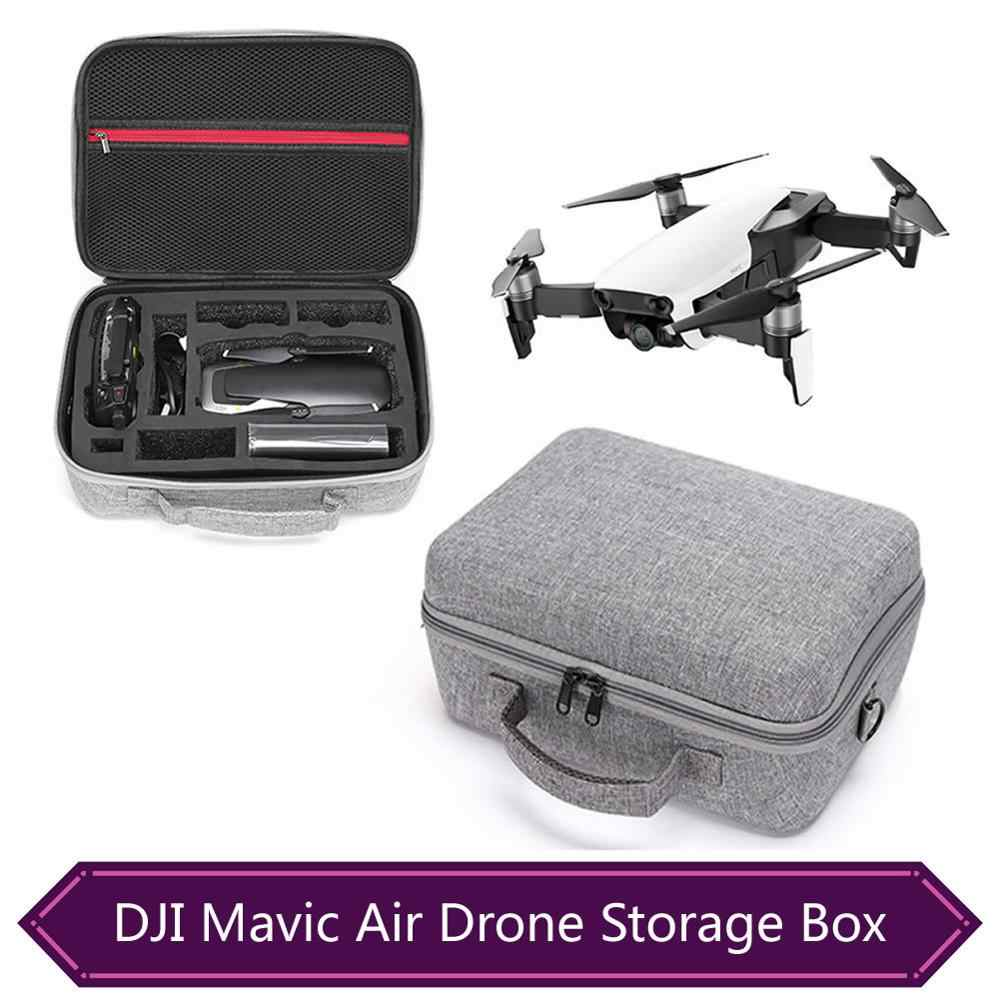 DJI Mavic Air Drone torebka Case wodoodporna torba do przechowywania walizka do kontrolera MAVIC AIR 3 akcesoria do baterii torba Dropshipping