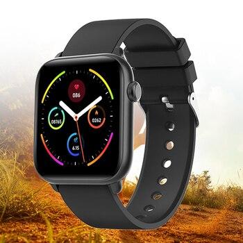 New Smart Watch IP68 Waterproof Heart Rate Blood Pressure Fitness Tracker Band Bracelet Sport Watch Smart Clock For Men Women