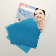 50 шт./пакет масло Управление ткани макияж для удаления макияжа Бумага коленчатого вала передний сальник удаление Бумага впитывающие масло для лица жидкость для снятия Лучшая цена