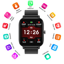Smart Watch DT35 Men Bluetooth Heart Rate Monitor Blood Pressure Oxygen Monitor Sport Fitness Tracker Smartwatches for Xiaomi(China)