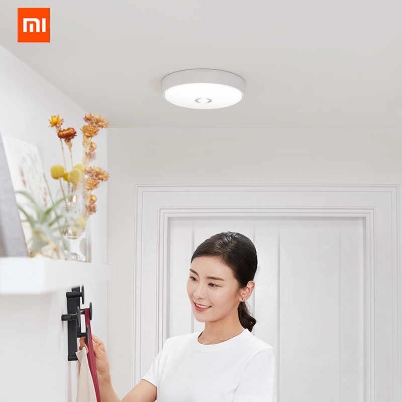 Xiao mi mi jia Yeeligh الإنسان الاستشعار Led السقف mi ni جسم الإنسان/الحركة مصباح لجهاز الاستشعار mi ni الحركة الذكية ليلة إضاءة مي لايت للمنزل