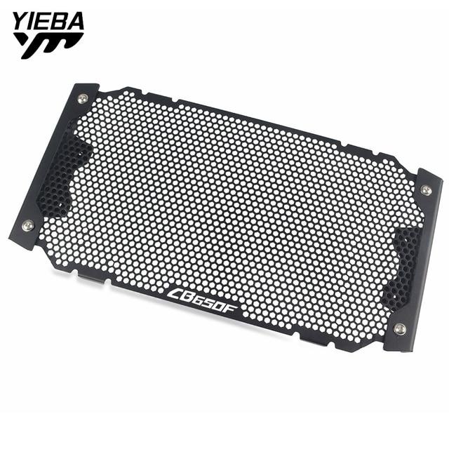 Купить алюминиевый защитный чехол радиатора для мотоцикла honda cb650f картинки цена