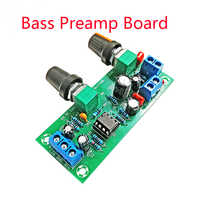 Single Power Supply 10-24V Subwoofer Pre-Board, Pre-Finished Board, Low-Pass Filter Board, Pre-Tone Board DC 10-24V