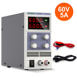 Laboratory Stabilizer DC Power Supply Adjustable 60V 5A Voltage Regulator Switching Variable Bench Source 30V 10A wanptek DIY