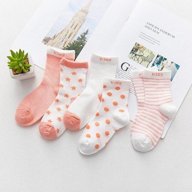 Toddler Girl Socks 4