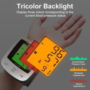 Image 2 - Cofoe Handgelenk Blutdruck Monitor Home Tragbare Digitale Automatische Blutdruckmessgerät für Mess Blutdruck und Puls Rate