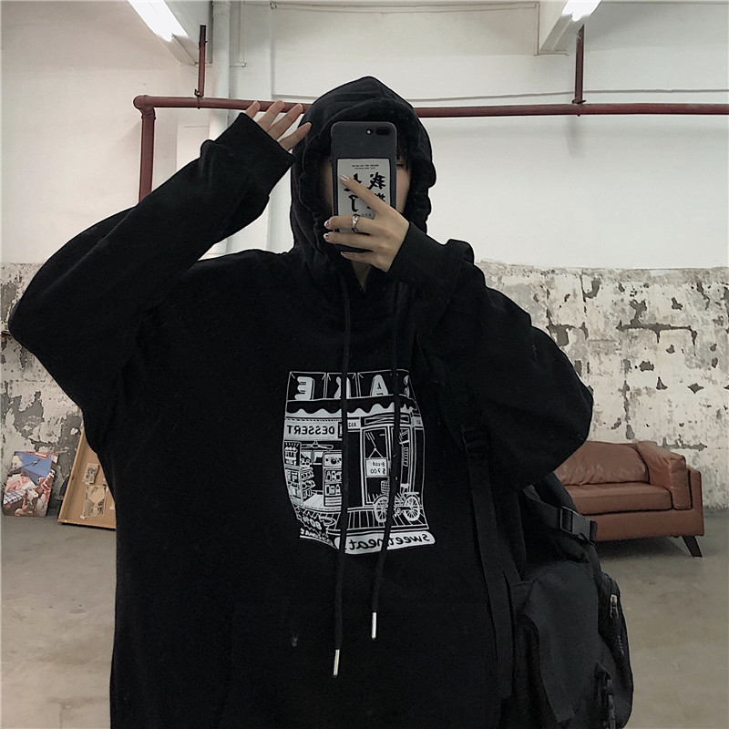 KPOP Kawaii Chic Hoodies