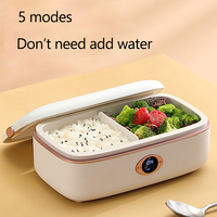 220V Electric Lunch Box Smart Rice Cooker Three dimensional Heating Portable Multicooker Heat Preservation Cooker For Office