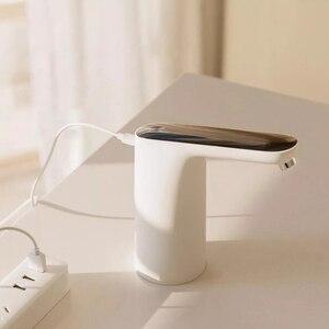 Image 3 - Youpin Automatische Waterpomp Draadloze Oplaadbare Elektrische Dispenser Waterpomp Gallon Drinking Fles Schakelaar Voor Home Office
