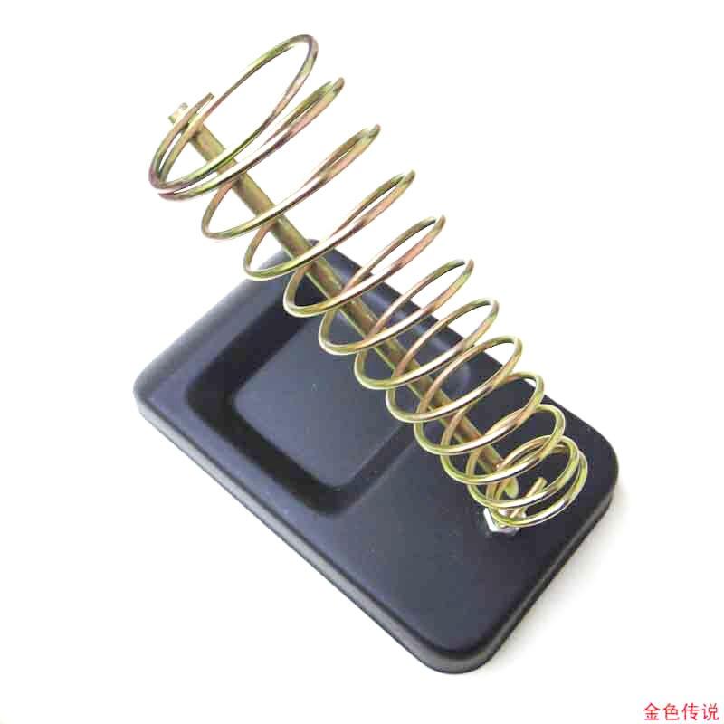 Metal Electric Soldering Iron Rack, Soldering Iron Platform, Iron Rack, Electronic Model Making Tool Set