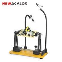 Регулируемый держатель newacalox для пайки печатных плат 2 шт